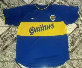 Camiseta Boca Juniors 2000