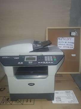 Fotocopiadora Multifuncion Brother 8060