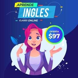 Aprende Inglés en linea desde casa