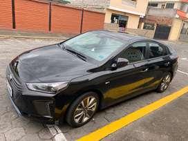Hyundai Ioniq 2017 hybrido