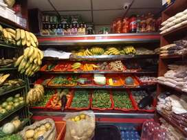 Ocacion  se vende exihibidora de verduras con sistema de ventilación