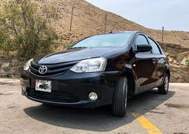 Toyota Etios 2018 uso particular