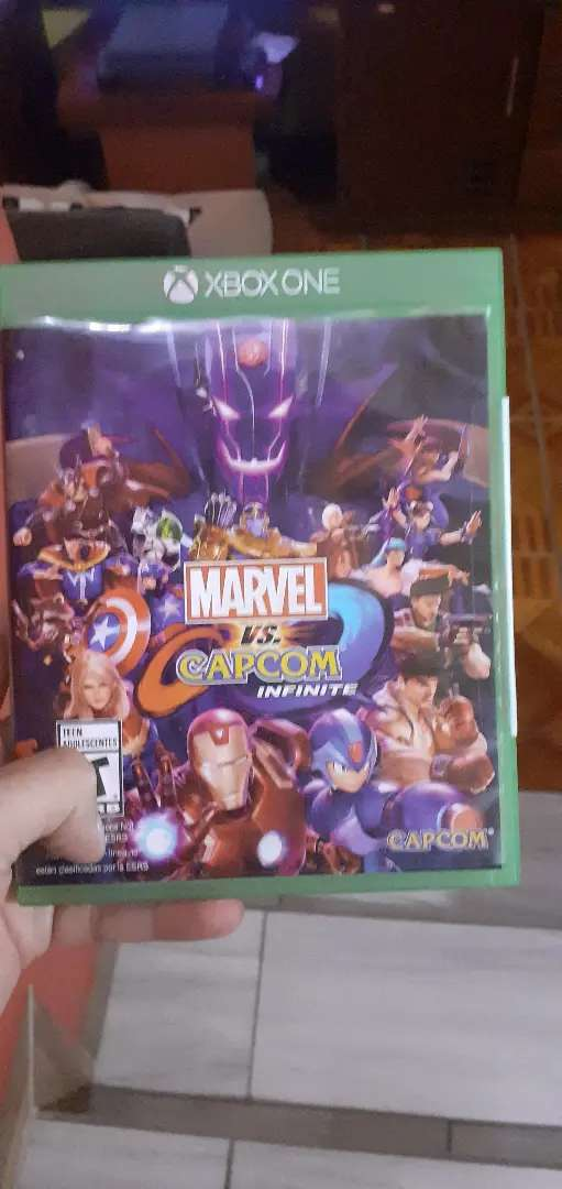 Marvel vs capcom Infiniti de Xbox one 0
