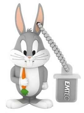Memoria USB Emtec 8 gb nueva sellada Warner