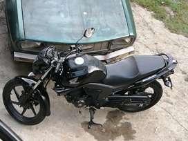 Vendo moto honda incvita 150