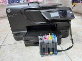 Impresora multifuncional RF HP8600