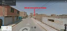 la victoria chiclayo ofertamos 300 m2 cerca metro calle viru oferta por 330,000 nuevos soles