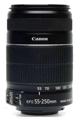 Canon EF-S 55-250mm f/4.0-5.6 IS II Zoom 10/10