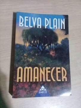 Amanecer Belva Plain libro