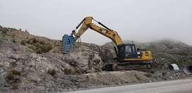 Martillos Hidraulicos Para Excavadoras, Retroexcavadoras y Minicargadores
