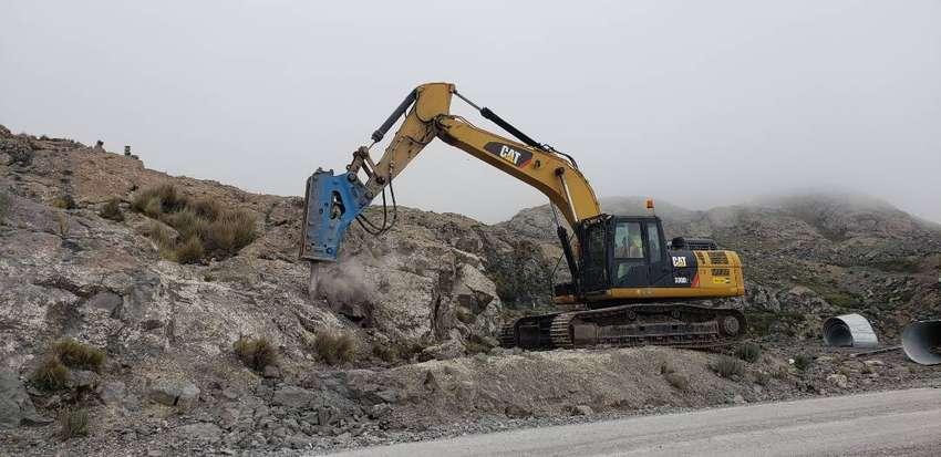 Martillos Hidraulicos Para Excavadoras, Retroexcavadoras y Minicargadores 0