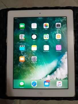 La mas barata de todas y en perfecto estado, iPad 4ta generación. Model 1458, 32 GB memoria interna, 4 GB RAM