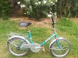 Bicicleta tipo Aurorita