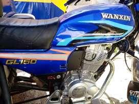 Motokar wanxin Gl150
