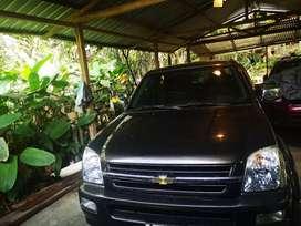 Chevrolet Dmax 4x4 3.5 v6
