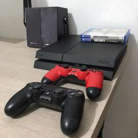PlayStation 4 old model