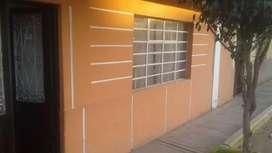 Alquiler de casa primer piso Tacna  110m2