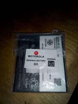 Vendo batería para Teléfono Moto C Nueva Original