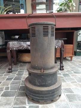 Hp Antiguo Calentador a Kerosene