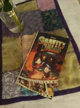 Comic Gravity Falls