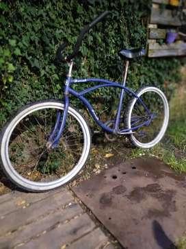 Bicicleta reggi playera R26 vendo/tomo permuta