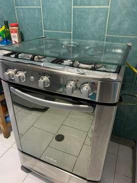 Cocina a gas, marca Mabe