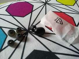 Audífono Bloutooth Izquierdo de Redmi Airdots + Gomas intercambiables de repuesto