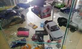 Carros colección a escala metálicos