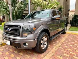 Vendo Ford f150 fx4 2014 4x4 doble cabina