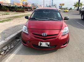 TOYOTA YARIS SEDAN 2008