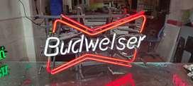 Aviso Budweiser