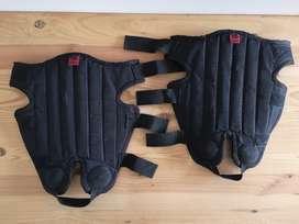 Espinilleras para bicicleta r2protect