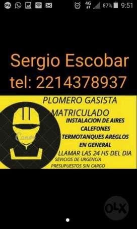 Gasista Urjencias Ofertas 700 Conexione