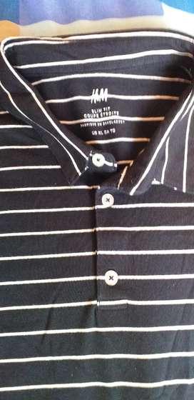Camisa manga corta H y M