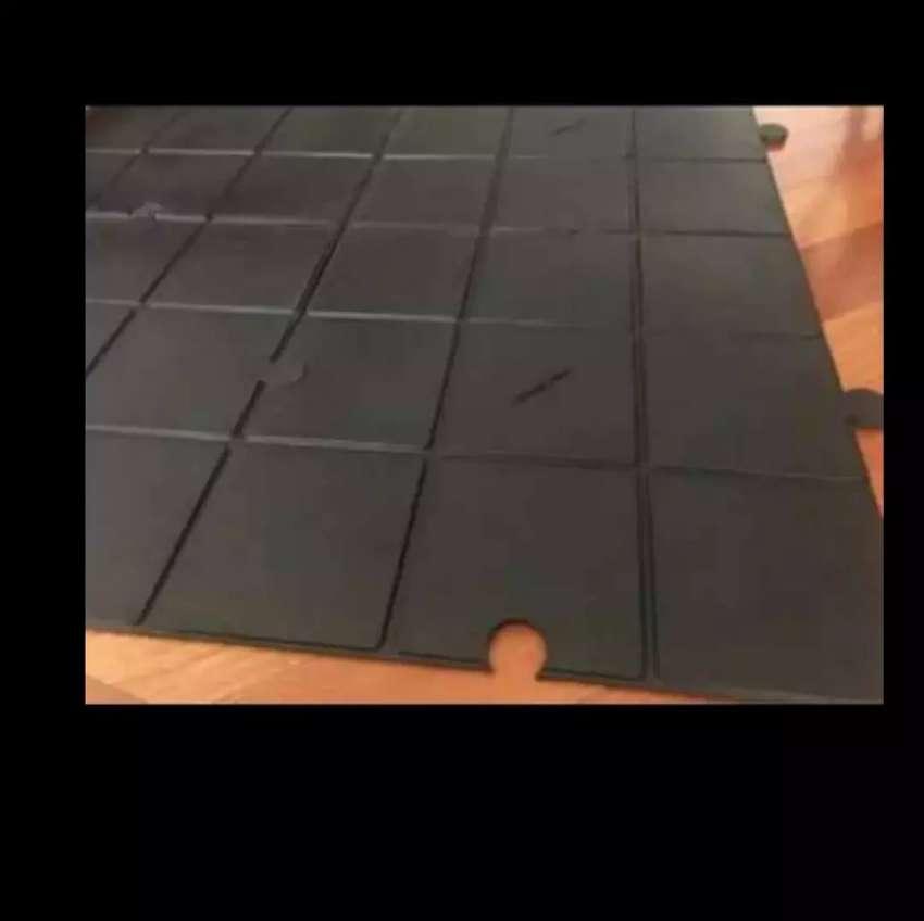 Pisos para gimnasio 100% caucho natural pisos de caucho