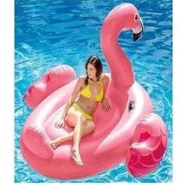 Flotador Flamenco Rosado Grandes Flamingo Rosado