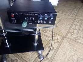 Amplificador de perifoneo como nuevo