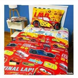 Sábanas infantiles piñata modelo cars