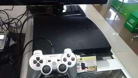 Ps3 160gb con juegos 1 control porfa leer