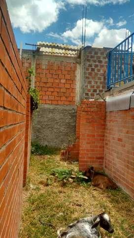 Se Vende Mejora en El Barrio Los Coches