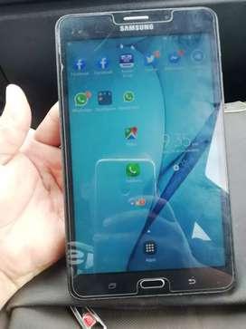 Samsung tab A con chip