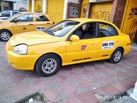 Taxi Kia  sedan