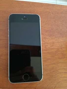Vendo iPhone SE 16GBS