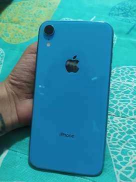 Se vende iPhone XR, 128 GB con 90 % de batería, estado 9/10