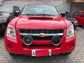 Dmax 2009 a Diesel 4x4 Doble cabina