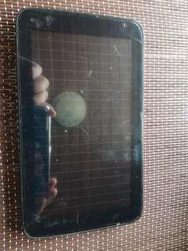 Pantalla y táctil tablet marca polaroid perfecto estado