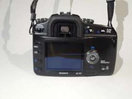 SONY ALFA A100 DSLR
