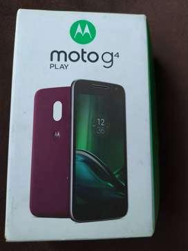 Moto G4 play 16g dual