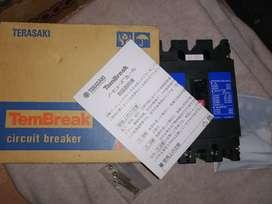 Terasaki XS225NS Circuit Breaker (175A) Circuit breakers