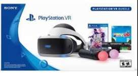 Kit Playstation 4 Pro Con Ps Vr